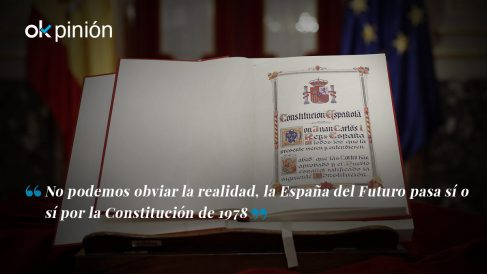1978-2018 Orgullosos de nuestra constitución ( 10/12/18)