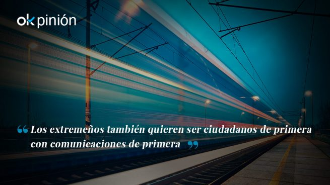 Por un tren digno para Extremadura ( 18/10/2018)
