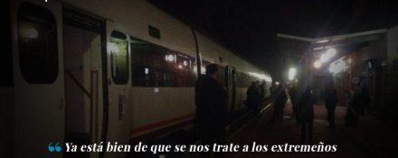 El tren de la injusticia ( 4/1/2019)