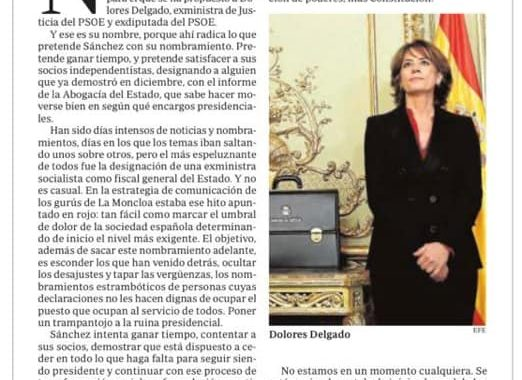 «El Ministerio del Tiempo» ( ABC 31/1/20)