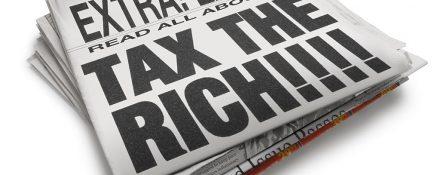 Los impuestos a la clase media ( Factores de poder, 31/1/21)